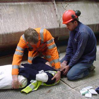 edukacija prve pomoći radnika
